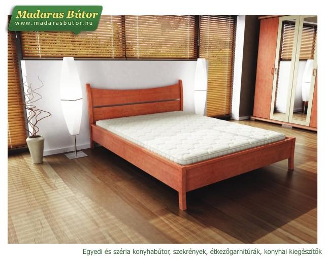 Natália ágy + ágyneműtartó - Ágyak