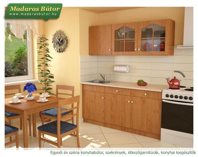Panel konyha 110 és 165 cm - Madaras Bútor Solt