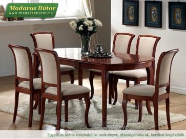 MILANO ÉTKEZŐ (asztal + 6 szék) - Klasszikus és modern étkezők ...